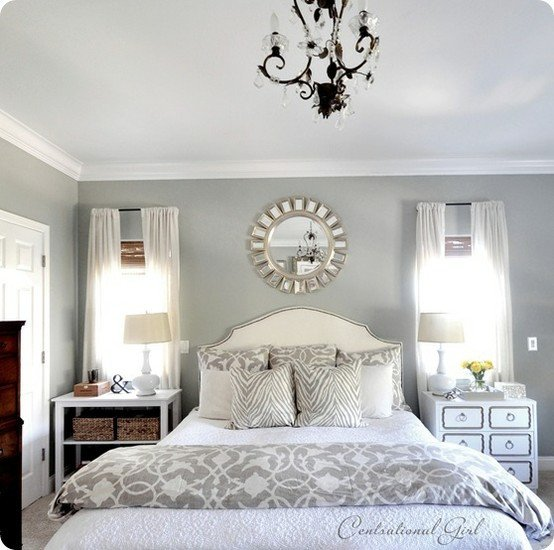 Gray and White Bedroom Decor Lovely Lessons From Pinterest – Master Bedroom