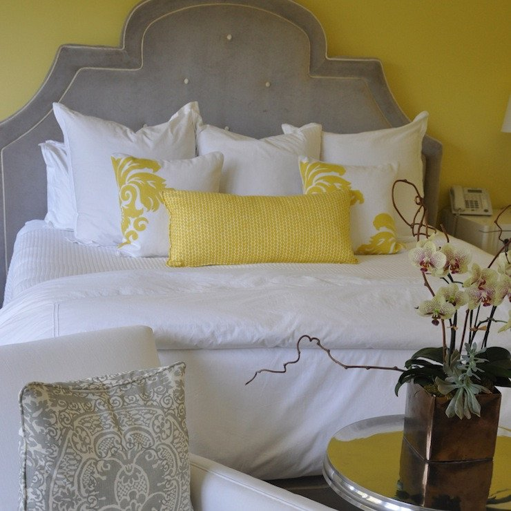 Gray and Yellow Bedroom Decor New Gray and Yellow Bedroom Ideas Contemporary Bedroom Giannetti Home