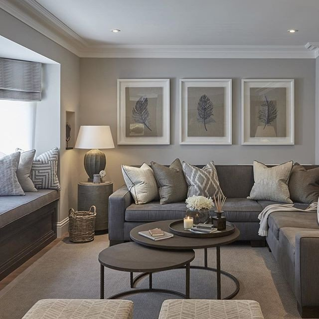 Gray Contemporary Living Room New Contemporary Living Room Grey Living Room