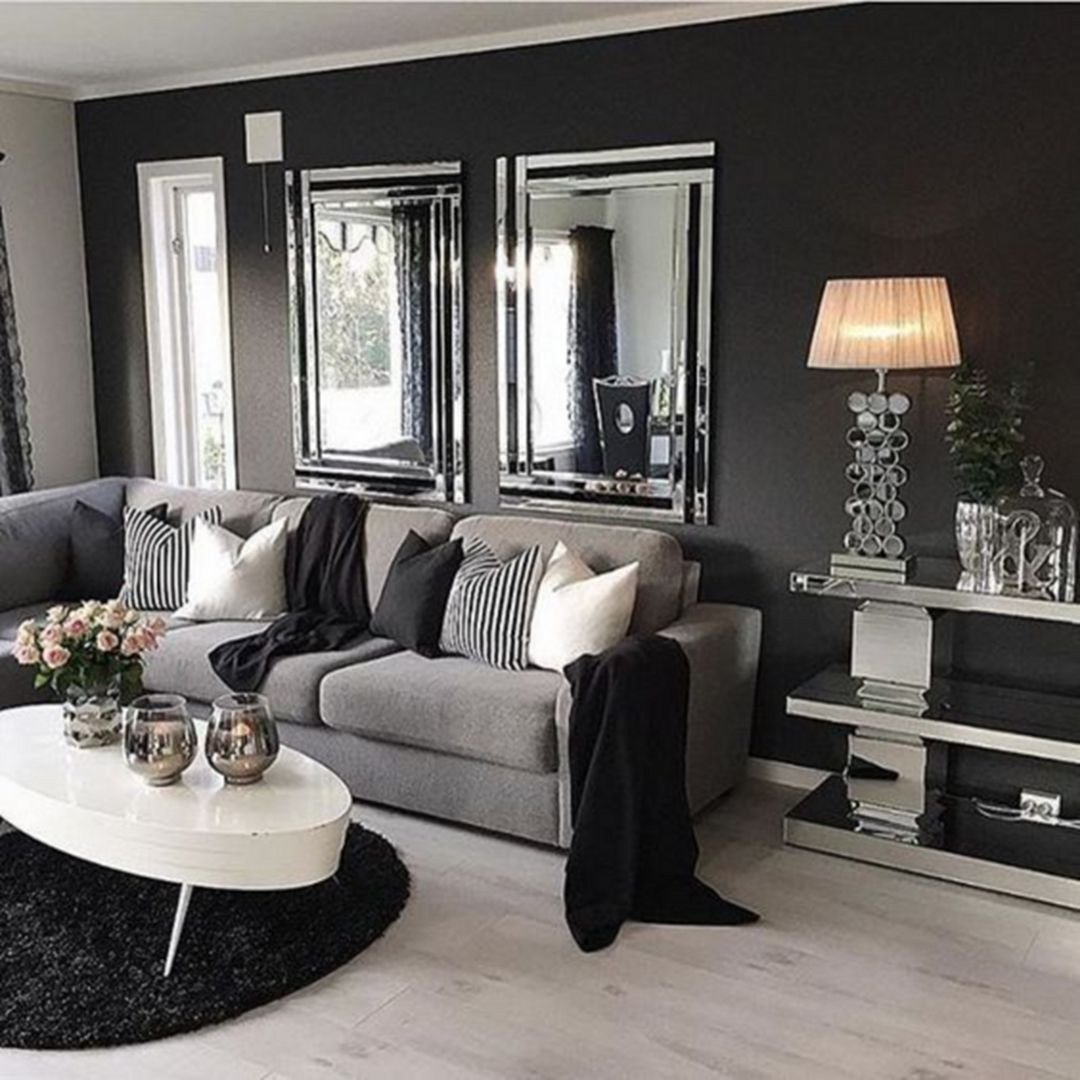 Gray Living Room Decor Ideas Elegant 25 Elegant Gray Living Room Ideas for Your Amazing Home Inspiration