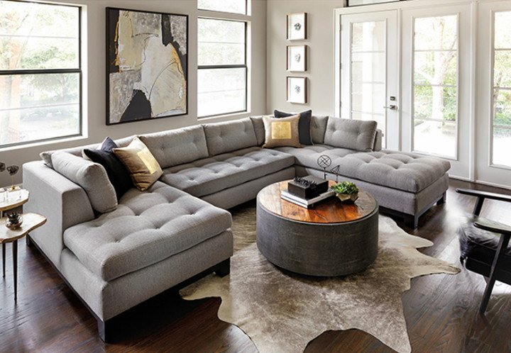 Gray Living Room Decor Ideas Fresh 70 Living Room Decorating Ideas for Every Taste Decoholic