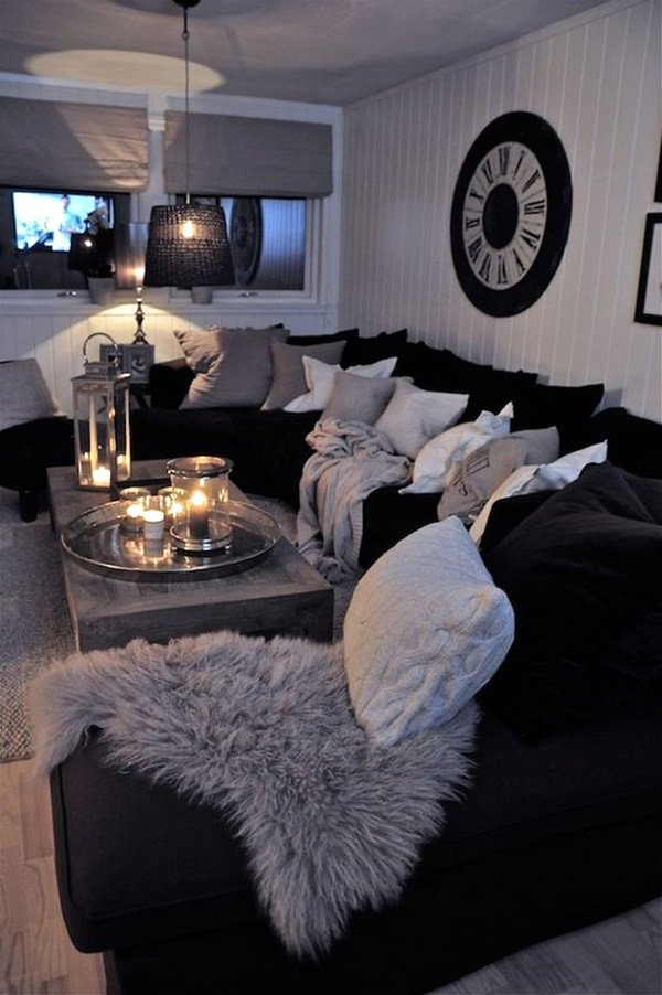 Gray Living Room Decor Ideas Luxury 40 Grey Living Room Ideas to Adapt In 2016 Bored Art