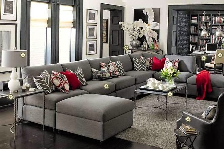 Gray Living Room Decor Ideas New Gray Living Room Design Ideas Interior Design