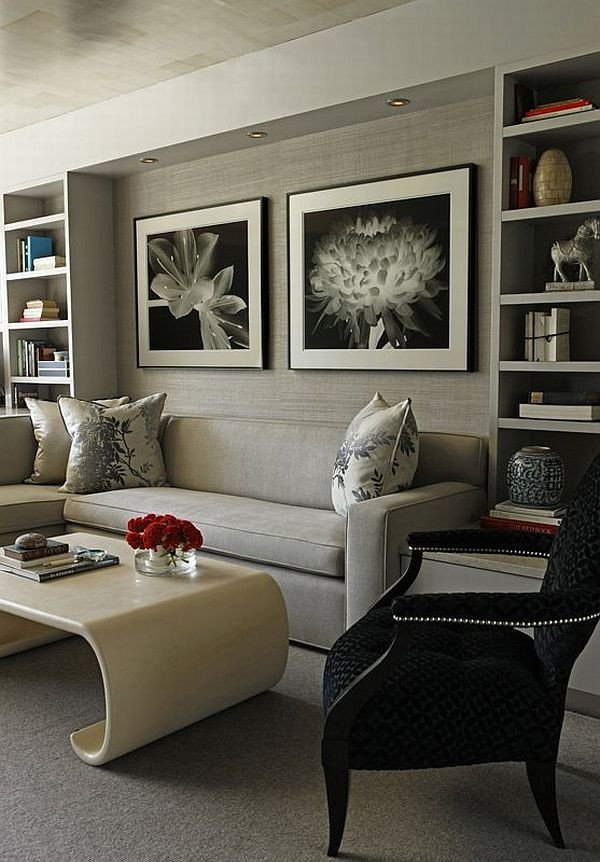 Gray Living Room Decor Ideas Unique 21 Gray Living Room Design Ideas