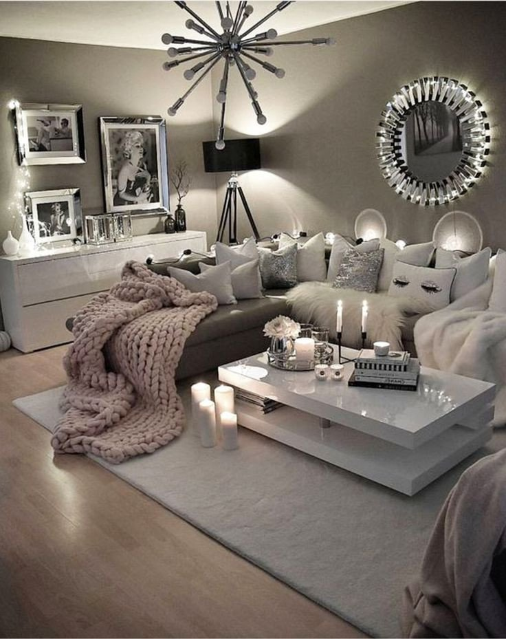 Gray Living Room Decor Ideas Unique Neutral Living Room Ideas Earthy Gray Living Rooms to Copy