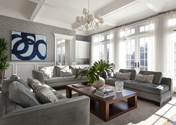 Gray Living Room Ideas Best Of 21 Gray Living Room Design Ideas