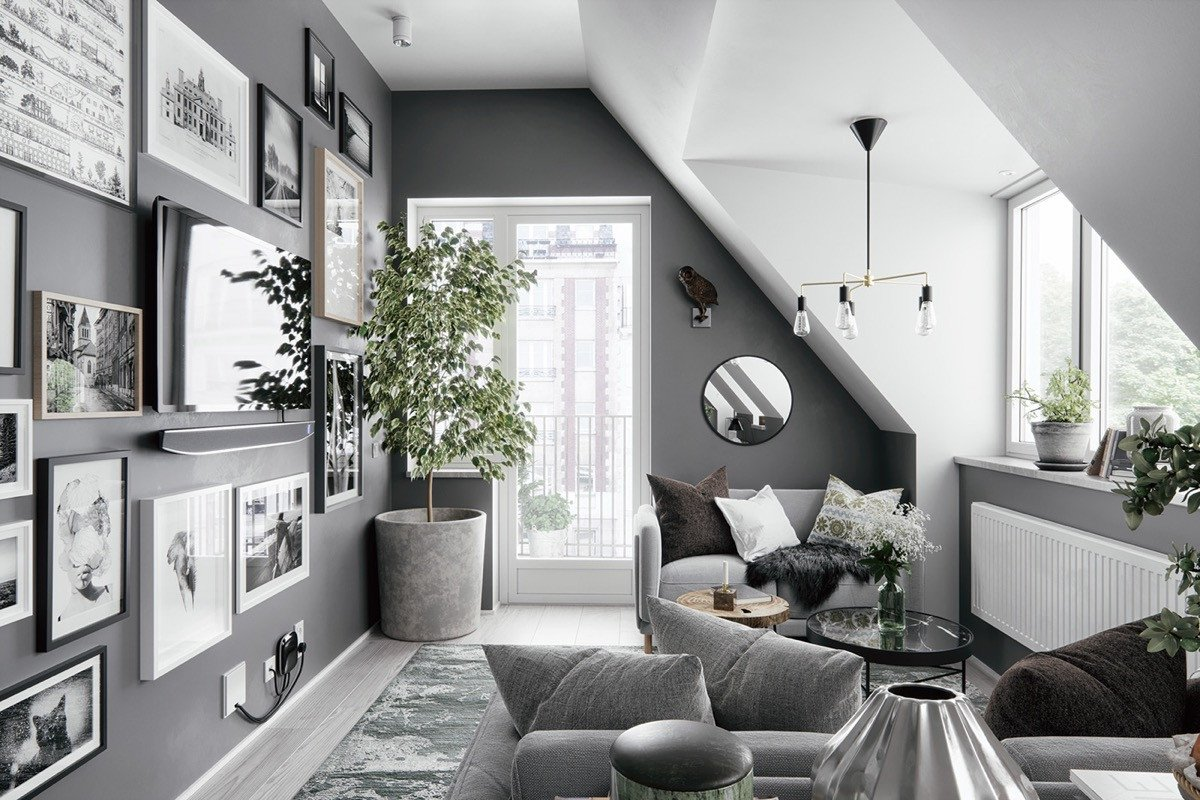 Gray Living Room Ideas Elegant 40 Grey Living Rooms that Help Your Lounge Look Effortlessly Stylish and Understated