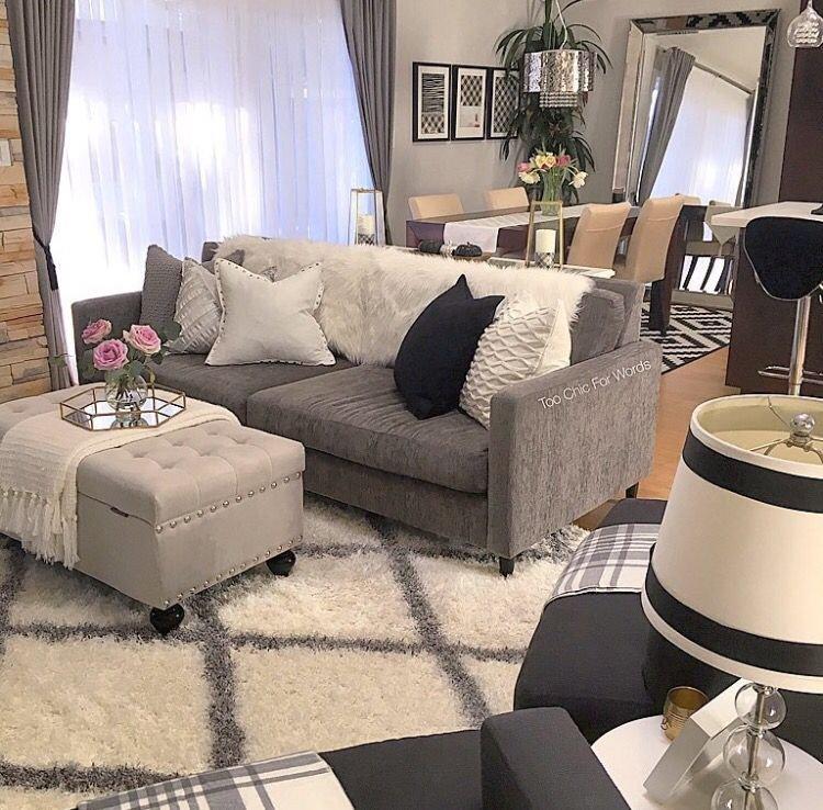 Gray sofa Living Room Decor Fresh Pinterest ↠ Unplannedmix Living Room