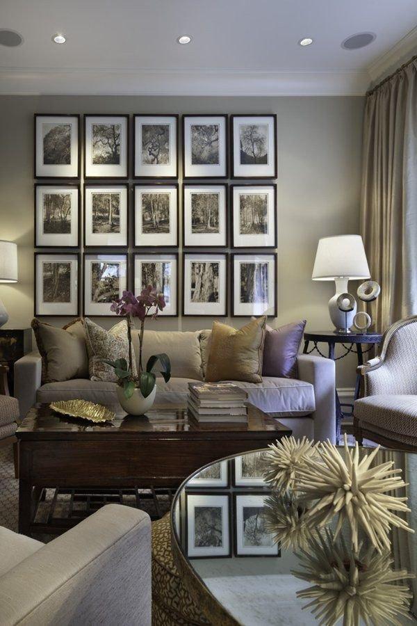 Gray sofa Living Room Decor Unique 21 Gray Living Room Design Ideas