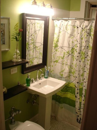 Green and Brown Bathroom Decor Lovely 1000 Ideas About Brown Shower Curtains On Pinterest