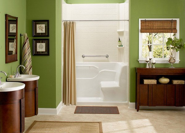 Green and Brown Bathroom Decor Luxury 18 Relaxing and Fresh Green Bathroom Designs