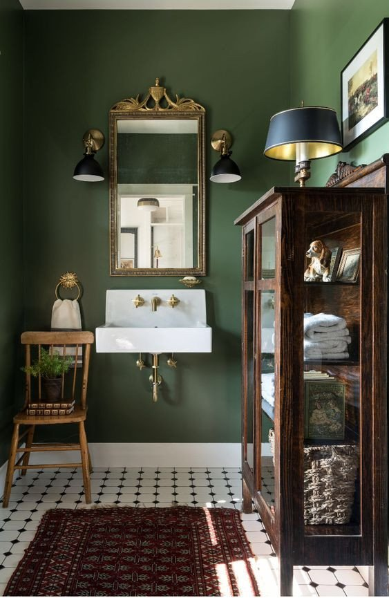 Green and Brown Bathroom Decor New 7 Stylish Green&brown Interiors that Show You This is the Nature Inspired Trend to Follow now
