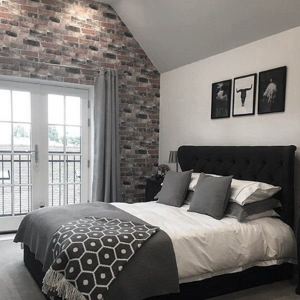 Grey and White Bedroom Decor Awesome top 60 Best Grey Bedroom Ideas Neutral Interior Designs