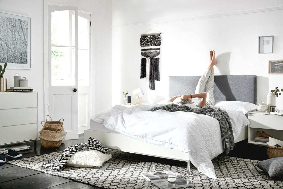 Grey and White Bedroom Decor Lovely Black and White Bedroom 4 Steps to Getting It Right