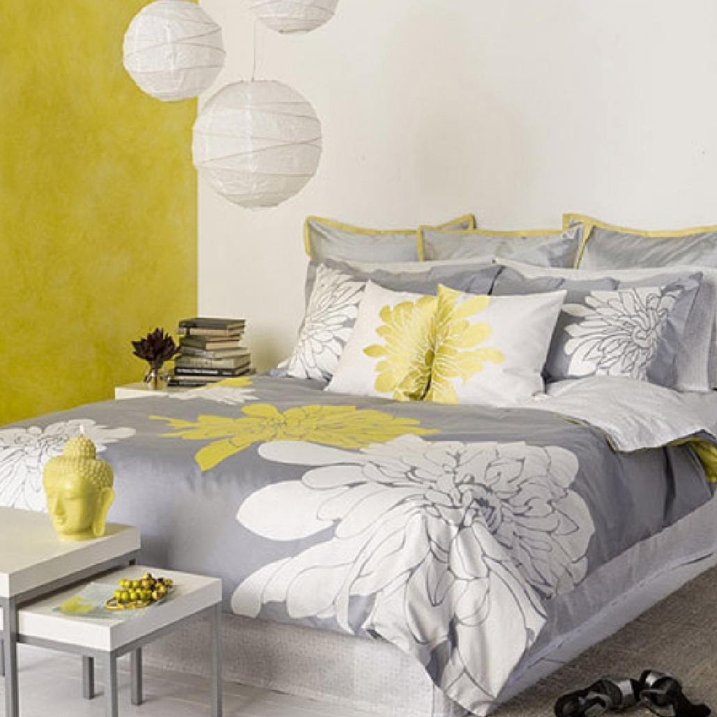 Grey and White Bedroom Decor New some Ideas Of the Stylish Decorations and Designs Of the Stunning Gray and Yellow Bedroom