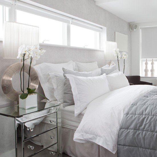 Grey and White Bedroom Decor Unique White Bedroom Ideas with Wow Factor