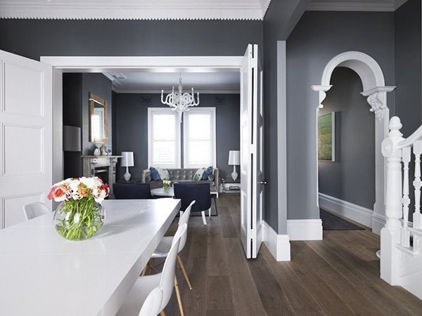Grey and White Home Decor Best Of Gray Walls and White Trim Culture Scribe