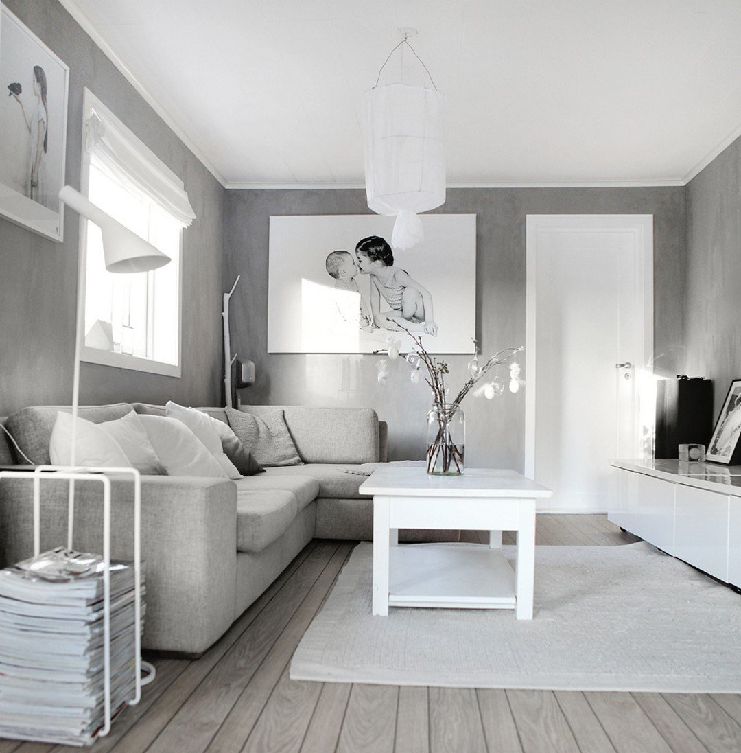 Grey and White Home Decor Fresh 99 Beautiful White and Grey Living Room Interior Decoration for House