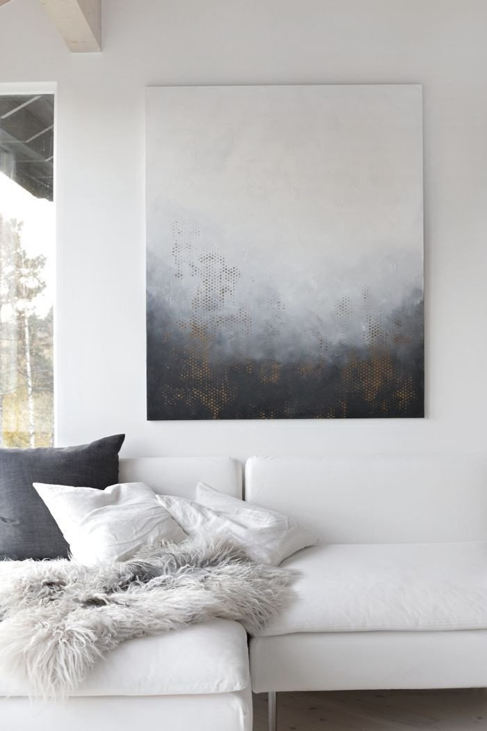 Grey and White Wall Decor Awesome New Art for Your Wall Stylizimo Blog