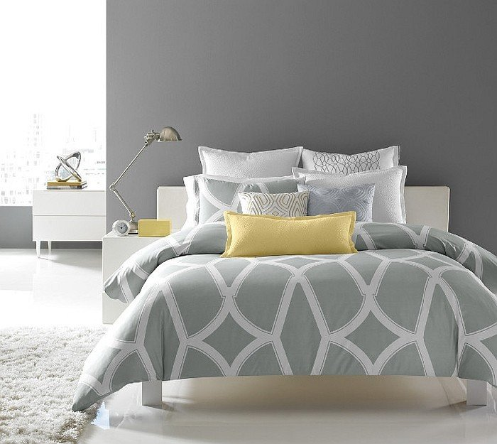 Grey and Yellow Bedroom Decor Inspirational Cheerful sophistication 25 Elegant Gray and Yellow Bedrooms