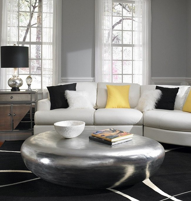 Grey and Yellow Decor Ideas Awesome Gray and Yellow Living Rooms S Ideas and Inspirations