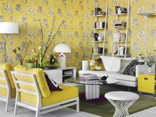 Grey and Yellow Decor Ideas Fresh Light Gray and Yellow Color Scheme Calm Fall Decorating Ideas