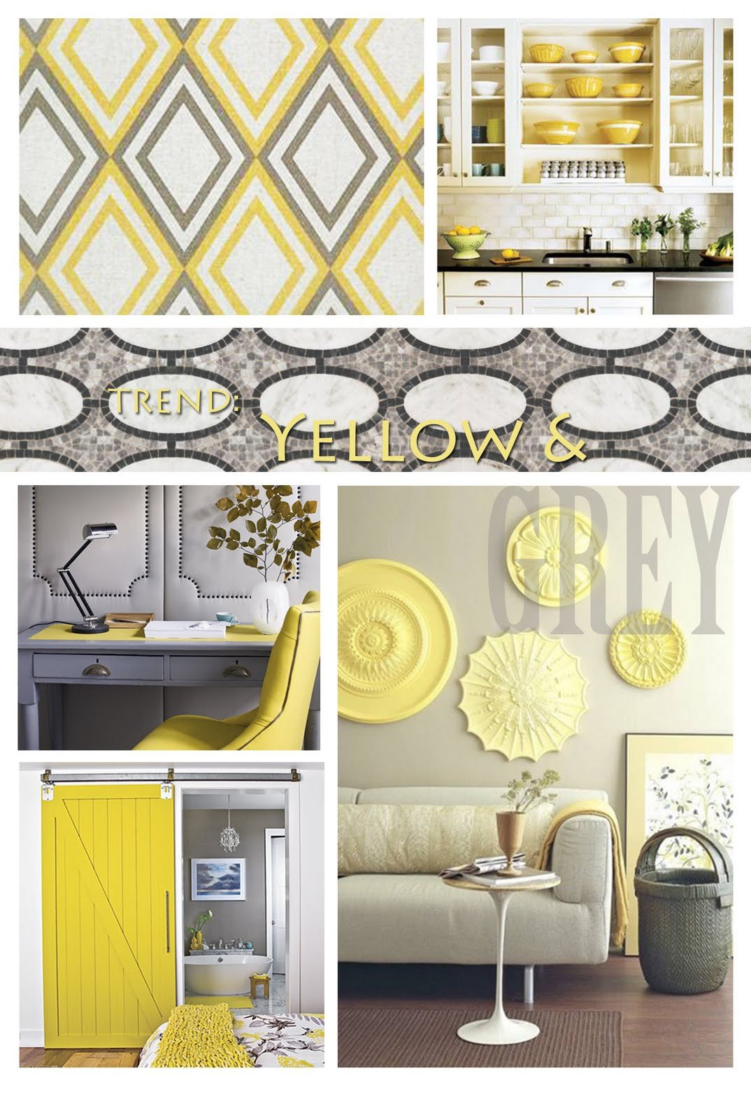 Grey and Yellow Decor Ideas Inspirational sincerely Your Designs Decorating with Yellow and Grey