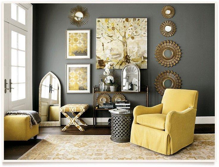 Grey and Yellow Decor Ideas Luxury astonishing Grey and Yellow Living Room Ideas Home Ideas Blog