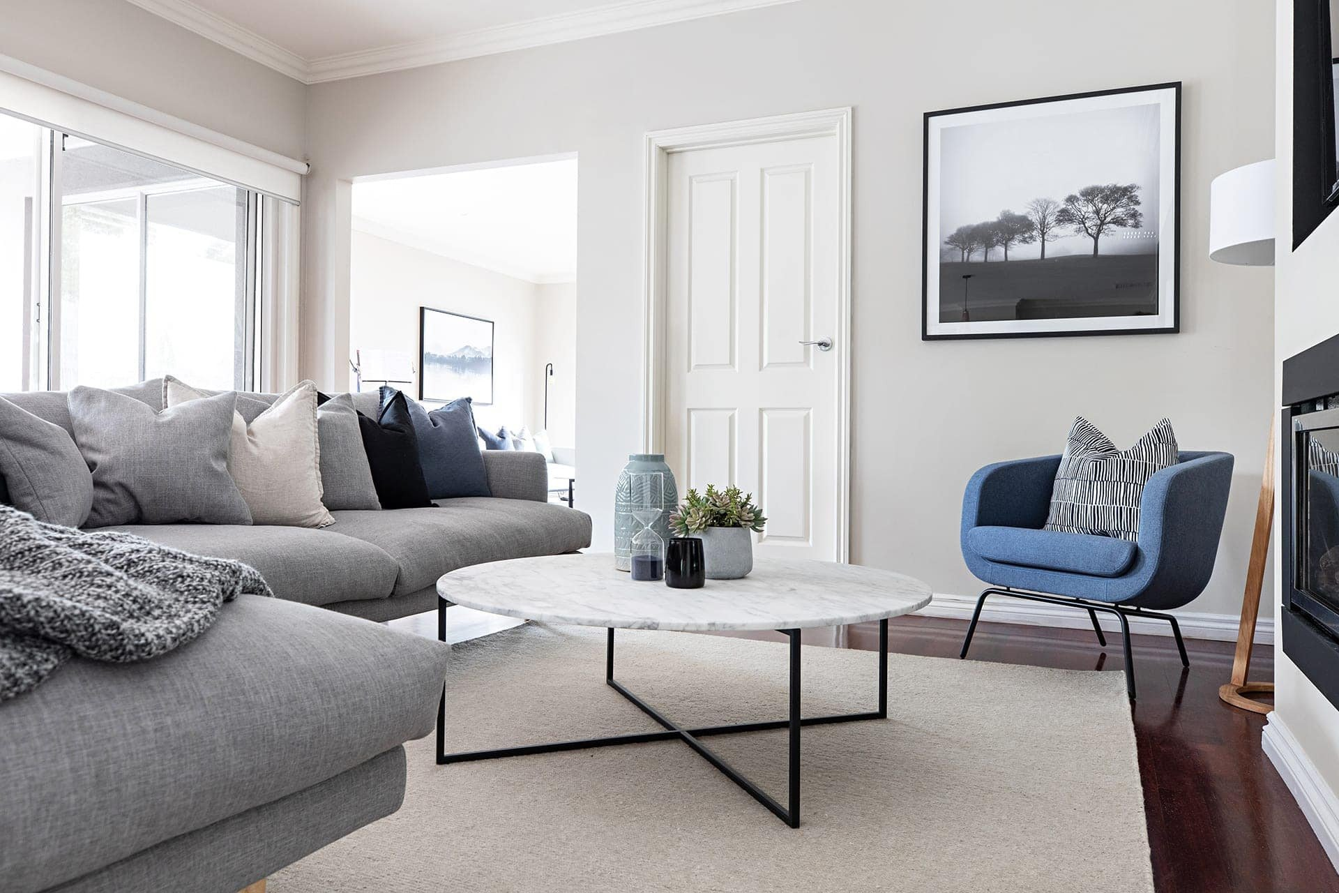 Grey sofa Living Room Decor Awesome the Design Approach No Other Melbourne Interior Designers are Using