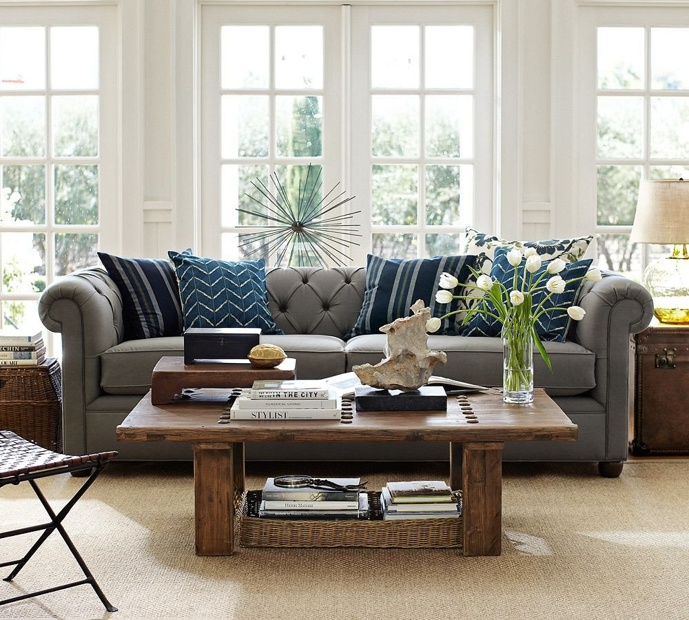 Grey sofa Living Room Decor New Refresh Renovate and organize Your Living Room