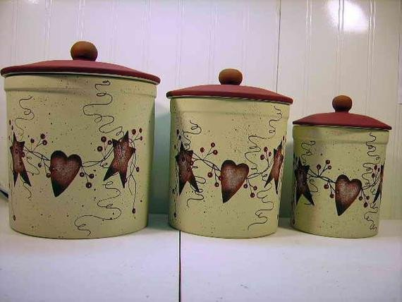 Heart and Star Kitchen Decor Awesome Il 570xn 5jp3