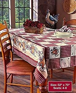 Heart and Star Kitchen Decor Luxury Amazon Linda Spivey Kitchen Decor Table Cloth Linens Primitive Country Hearts Stars