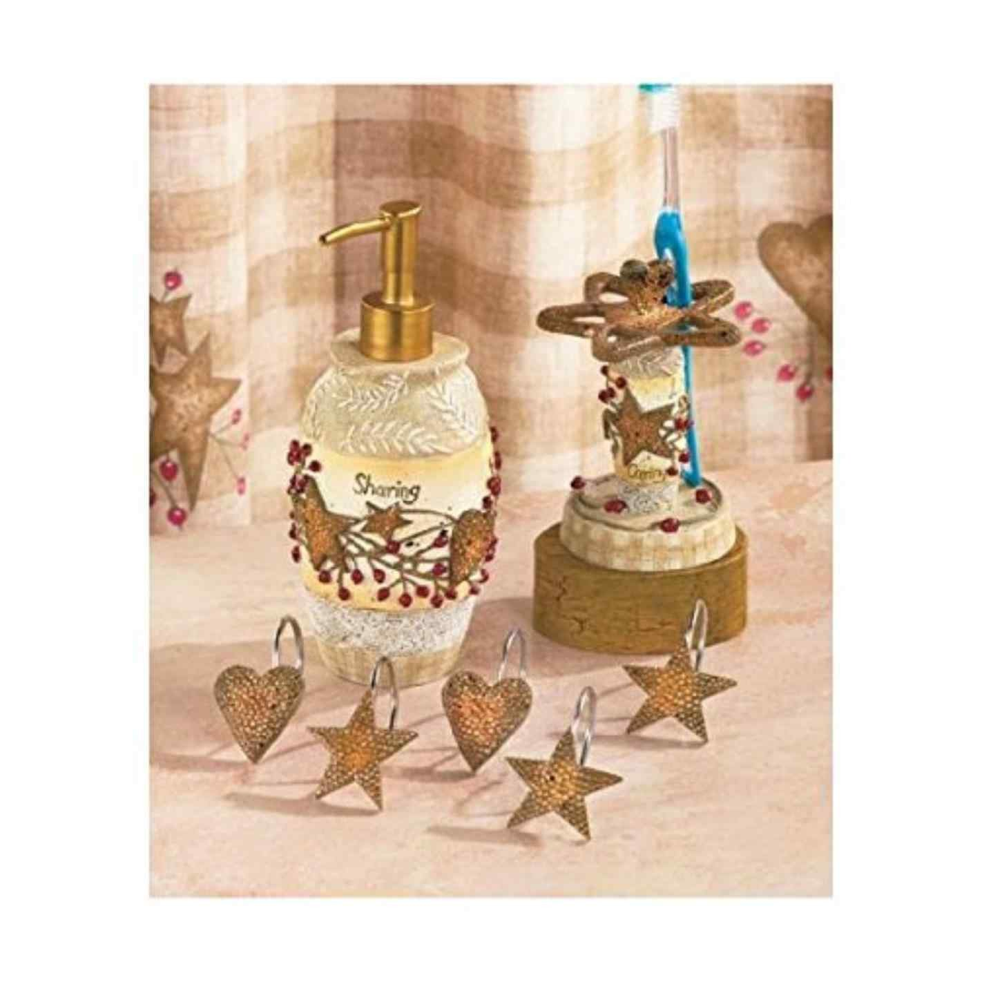 Heart and Star Kitchen Decor New Linda Spivey Hearts and Stars Kitchen Decor