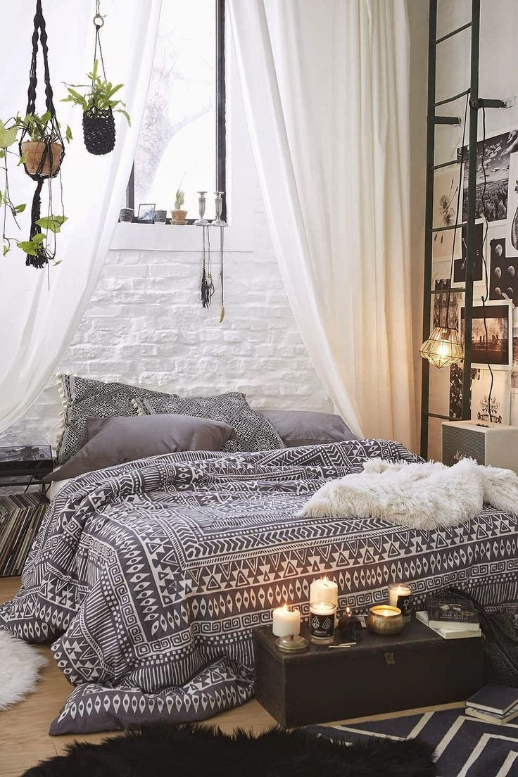 Hippie Bedding and Room Decor Beautiful 31 Bohemian Bedroom Ideas Decoholic