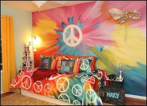 Hippie Bedding and Room Decor Beautiful Decorating theme Bedrooms Maries Manor Hippie