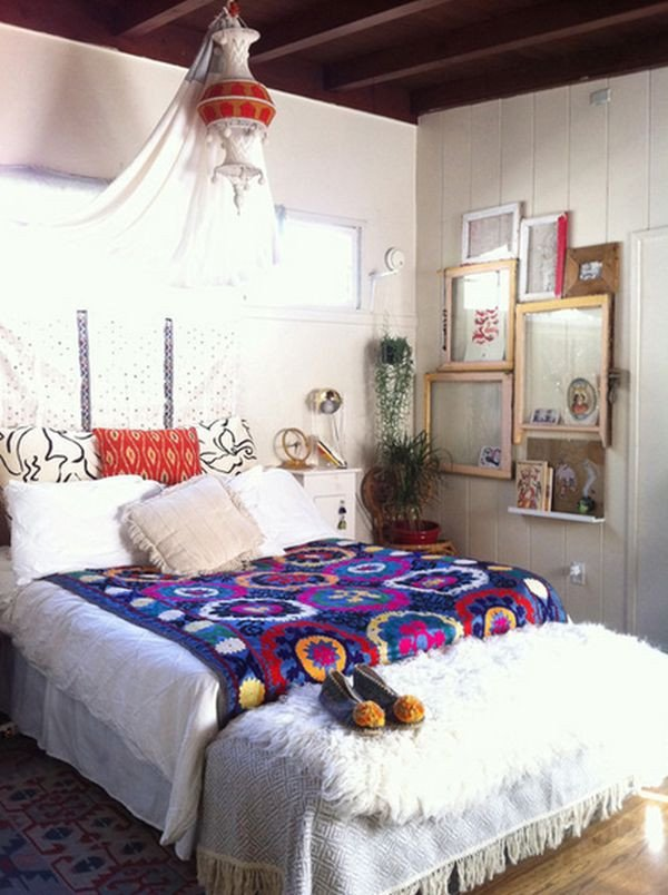 "Hippie Bedding and Room Decor Beautiful How to Achieve Bohemian or ""boho Chic"" Style"