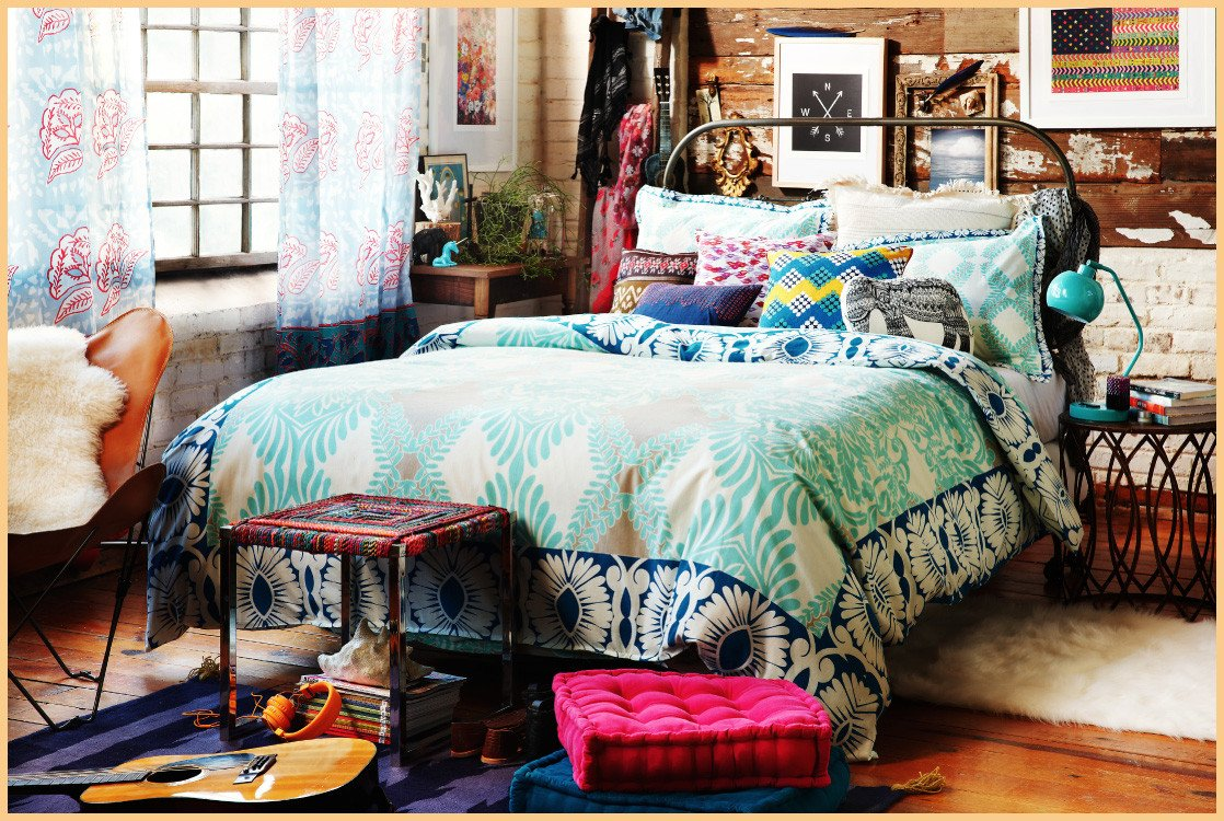 Hippie Bedding and Room Decor Fresh Interior Trends 2017 Hippie Bedroom Decor – House Interior