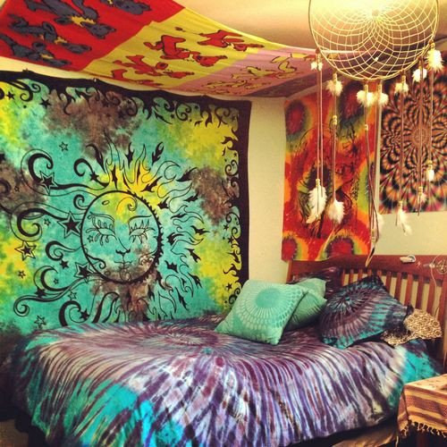 Hippie Bedding and Room Decor Lovely Hippie Bedroom Bedroom Fantasies Pinterest
