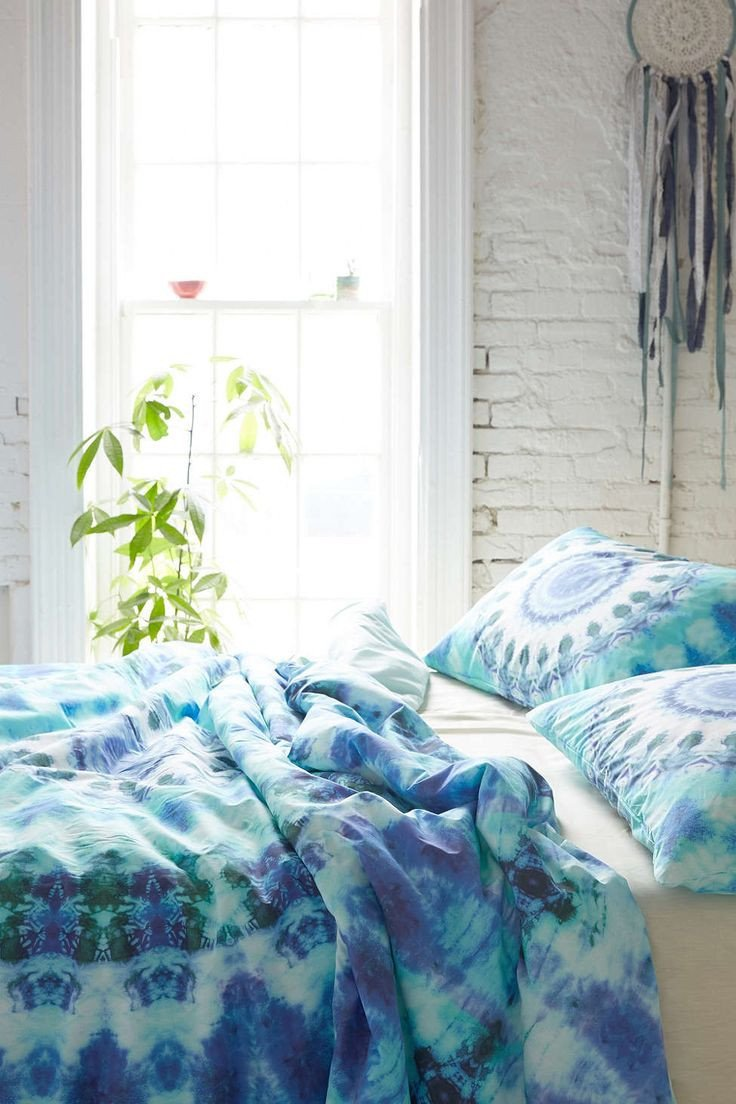 Hippie Bedding and Room Decor Luxury Hippie Chic Fabric touches Feng Shui Interior Design