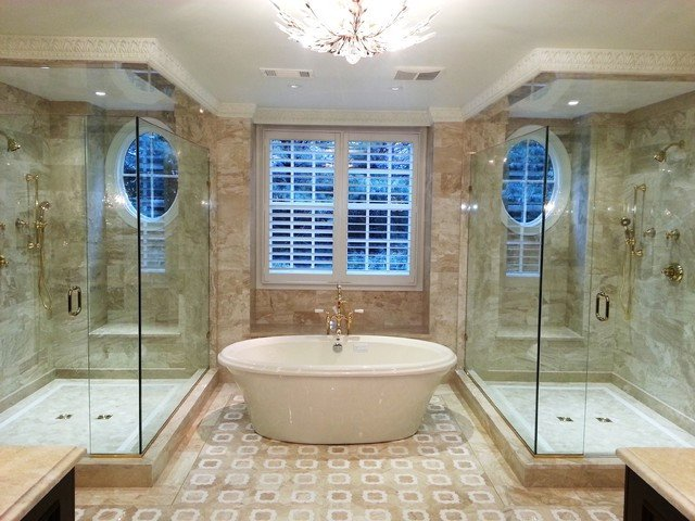 His and Hers Bathroom Decor Elegant His Hers Bathroom Traditional Metro House Plans