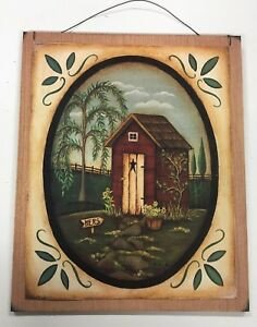 His and Hers Bathroom Decor Fresh His and Hers Outhouses Set 2 Country Bathroom Wall Art Signs Bath Decor