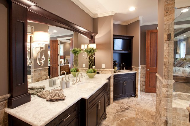 His and Hers Bathroom Decor Luxury His and Hers Lifestyle Home