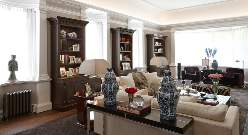 Home Decor for Your Style Luxury Interior Design Styles Traditional Home Interiors