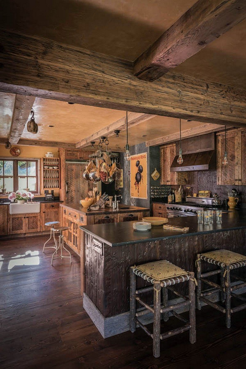Home Decor Ideas for Kitchen Luxury Tall Pony Ranch by Miller Architects