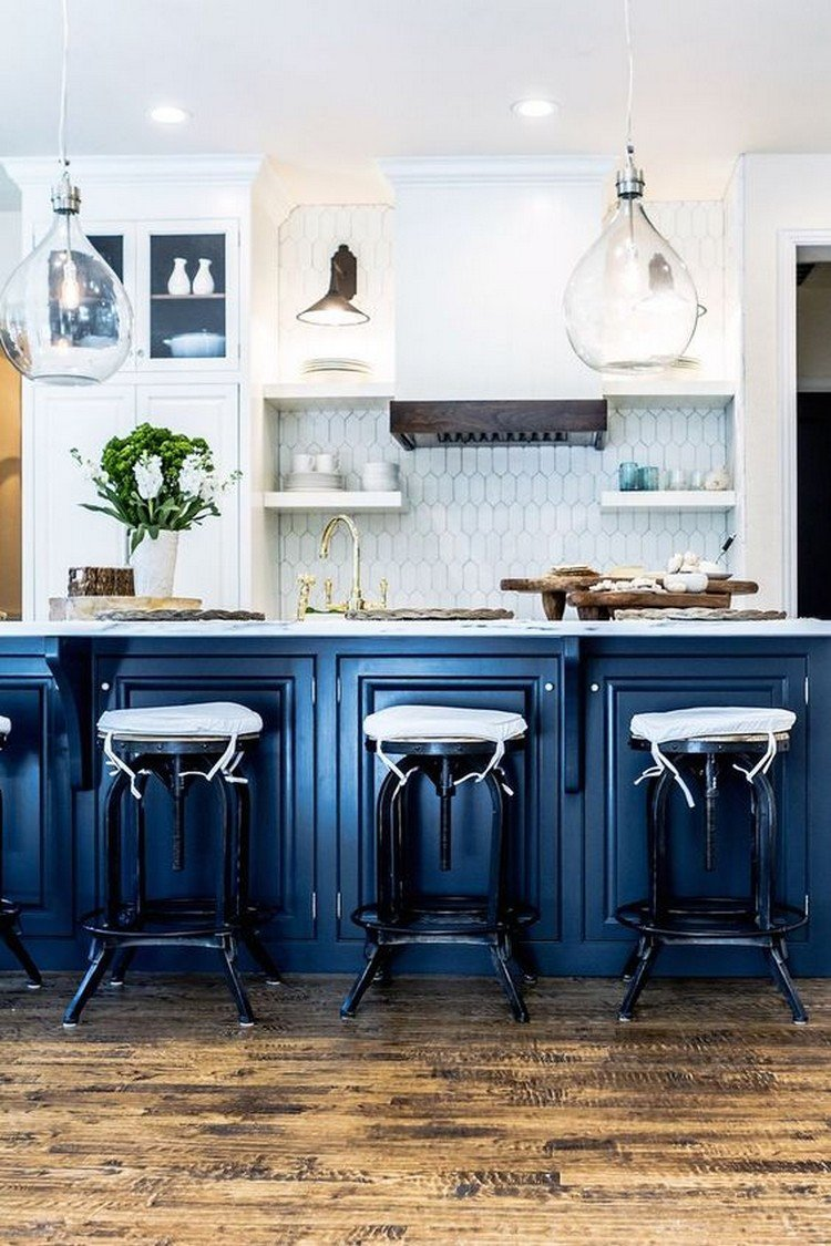 Home Decor Ideas for Kitchen New Amazing Blue Kitchen Ideas