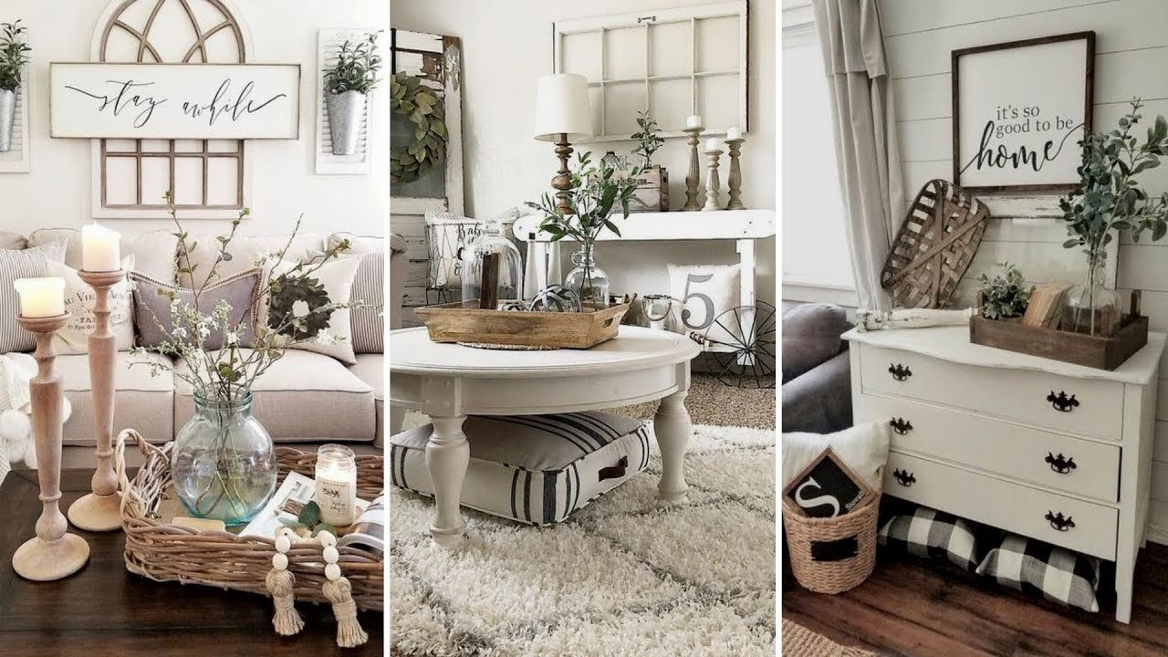 Home Decor Ideas Living Room Luxury Diy Farmhouse Style Living Room Decor Ideas Home Decor & Interior Design