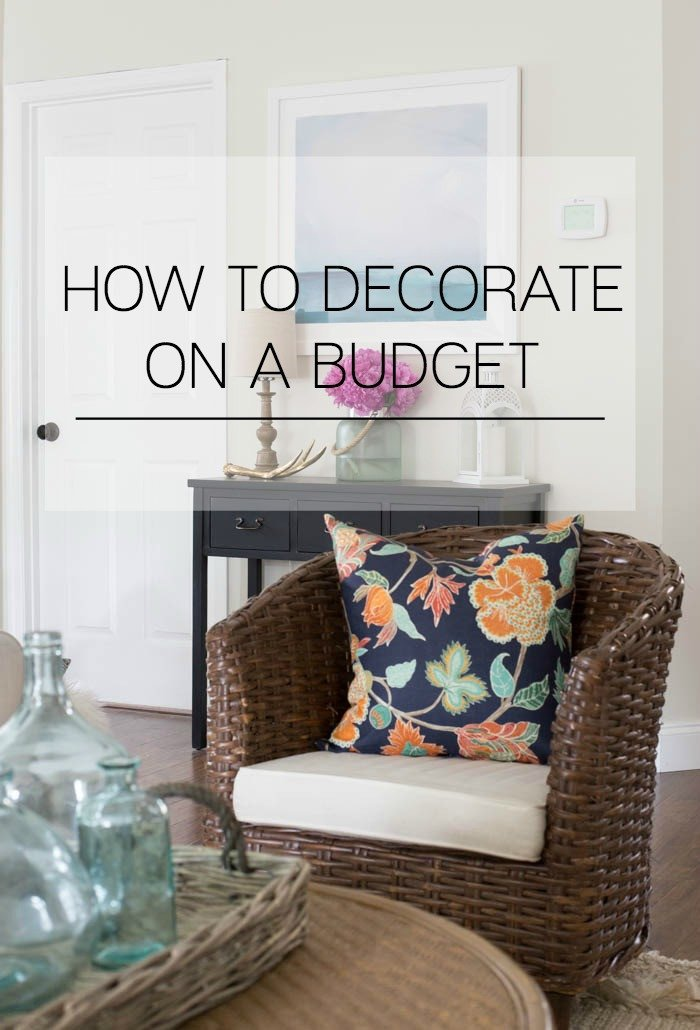 Home Decor On A Budget Best Of Decorating On A Bud Making Home Base