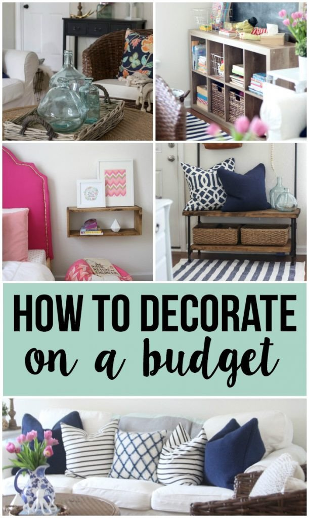 Home Decor On A Budget Luxury Decorating On A Bud Making Home Base