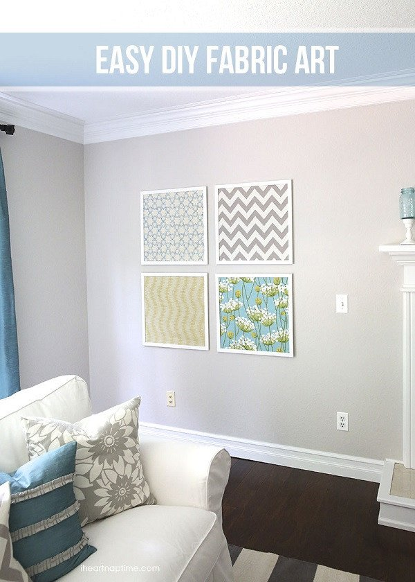 Home Decor Wall Art Ideas Best Of Diy Fabric Wall Art Ideas and Inspirations