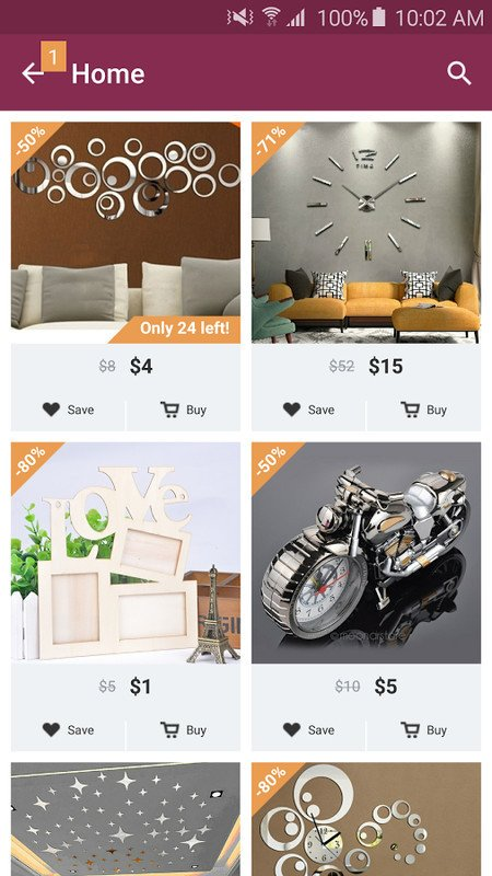 Home Design and Decor Shopping Elegant Home Design & Decor Shopping Apk Free Shopping android App Appraw
